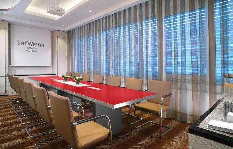 The Westin Grand Frankfurt - Hotel - 24