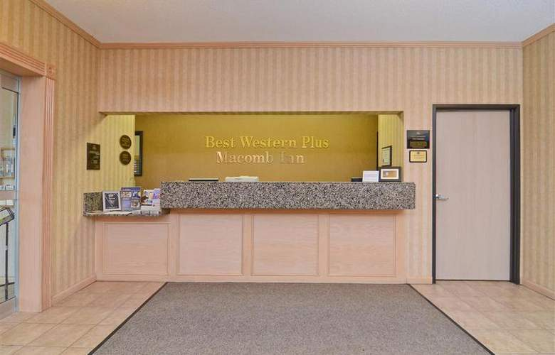 Best Western Plus Macomb Inn - General - 17