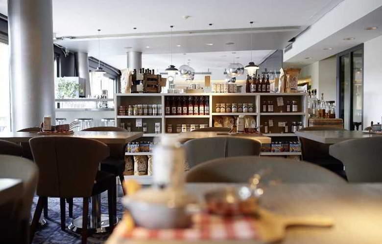 Designhotel ÜberFluss Bremen - Restaurant - 19
