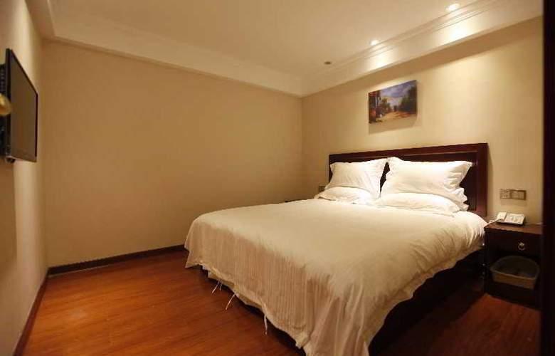 Green Tree Inn Hotel Jinhu Business Hotel - Room - 1