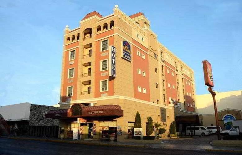 Best Western Centro de Monterrey - Hotel - 3