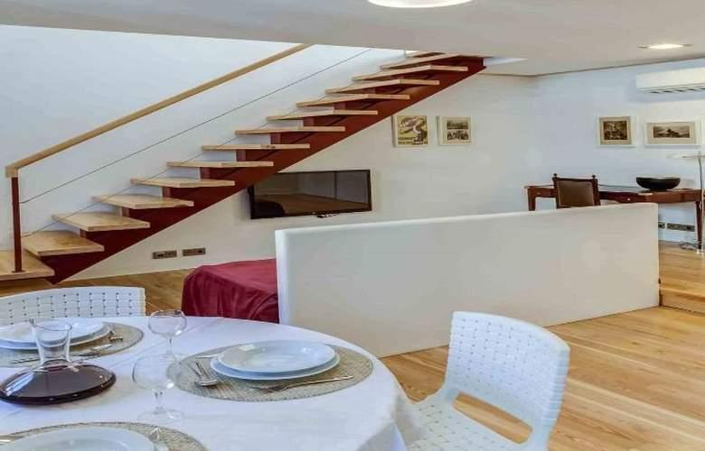 Lisbon Apartments Palacio Camoes - Hotel - 5