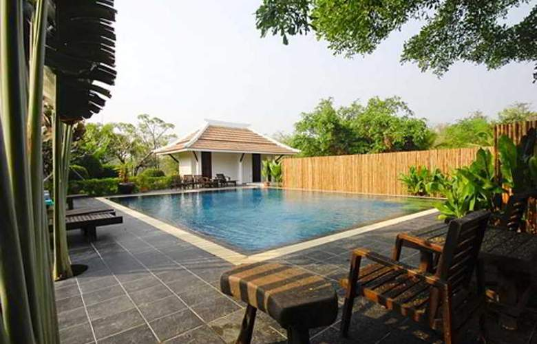 Tharaburi Resort Sukhothai - Pool - 6