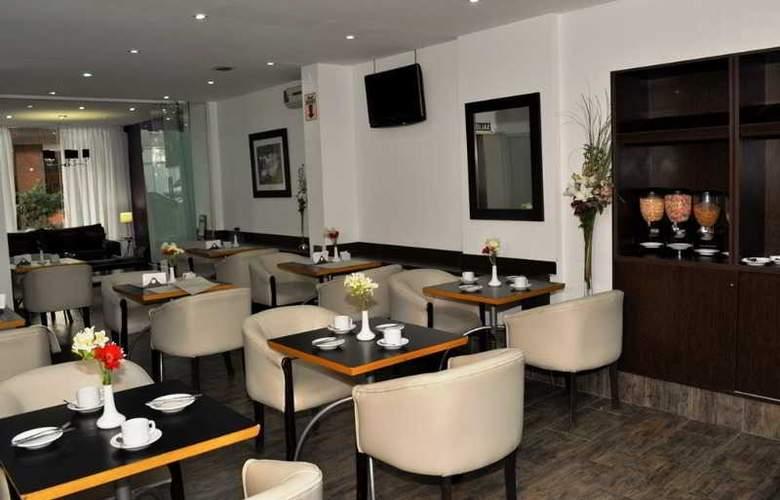 Ker Belgrano Apart Hotel & Spa - Restaurant - 10