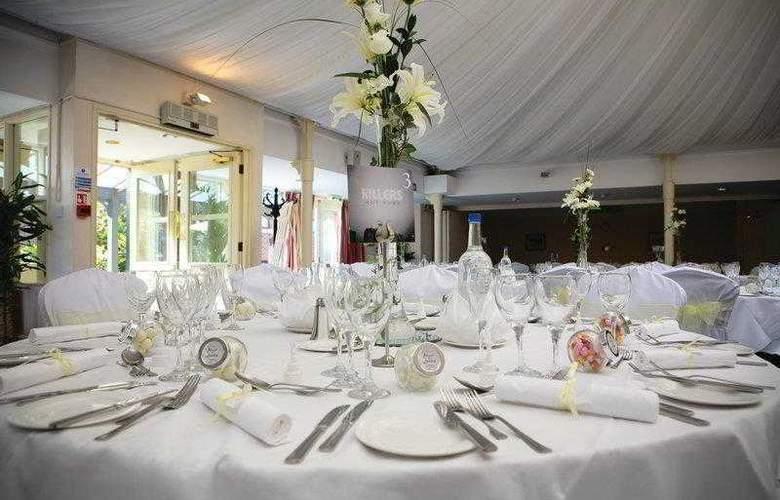 Best Western Chilworth Manor Hotel - Hotel - 65
