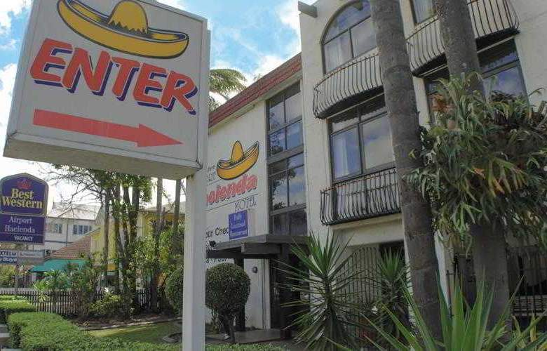 Best Western Airport Hacienda - Hotel - 31