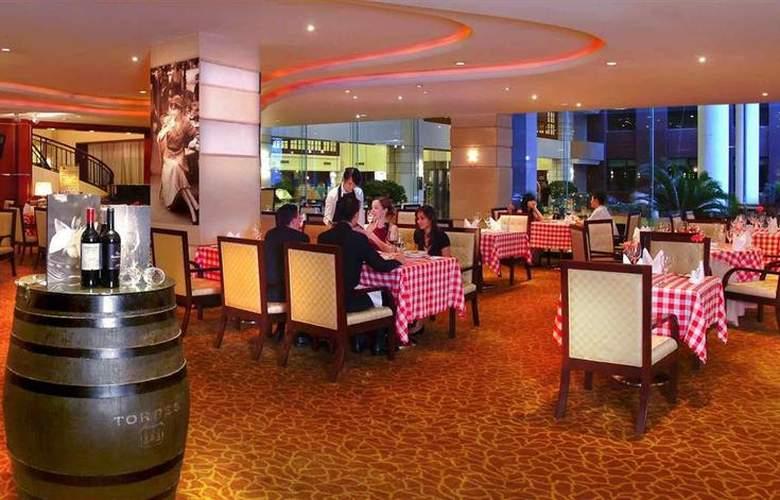 Novotel Xin Hua - Restaurant - 50