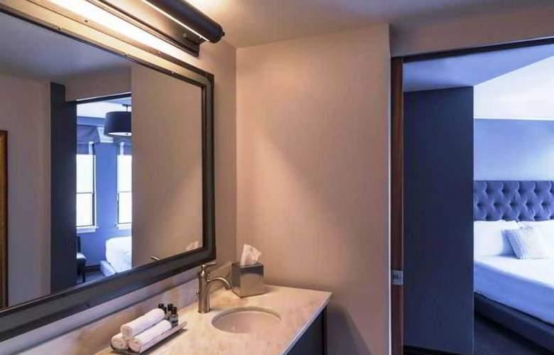 The Boxer Hotel Boston - Room - 6