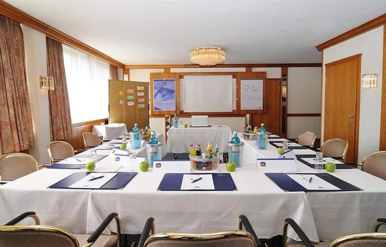 Best Western Leoso Hotel Leverkusen - Conference - 74