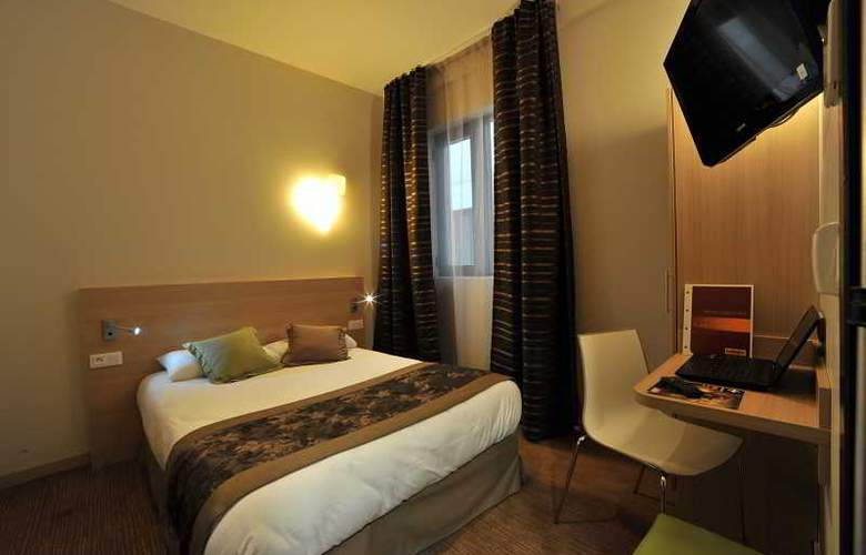 Balladins Marseille St-Charles - Room - 3