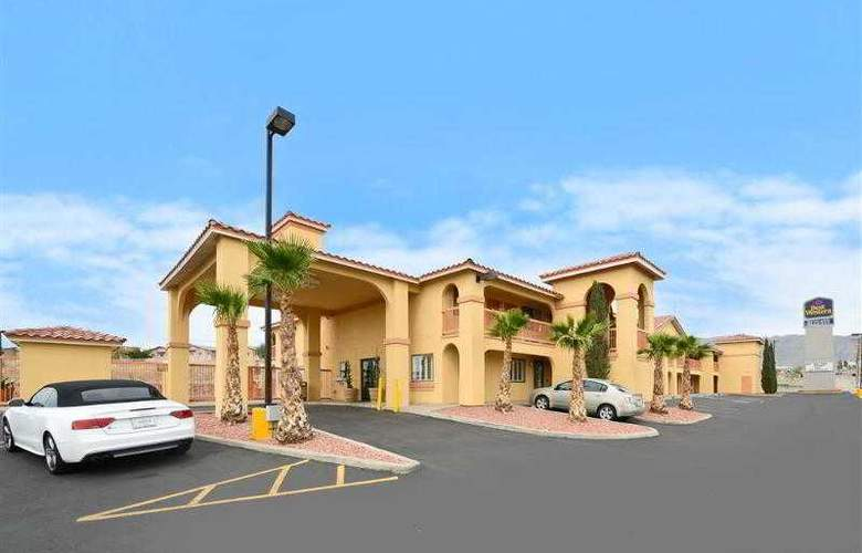 Best Western Sunland Park Inn - Hotel - 56
