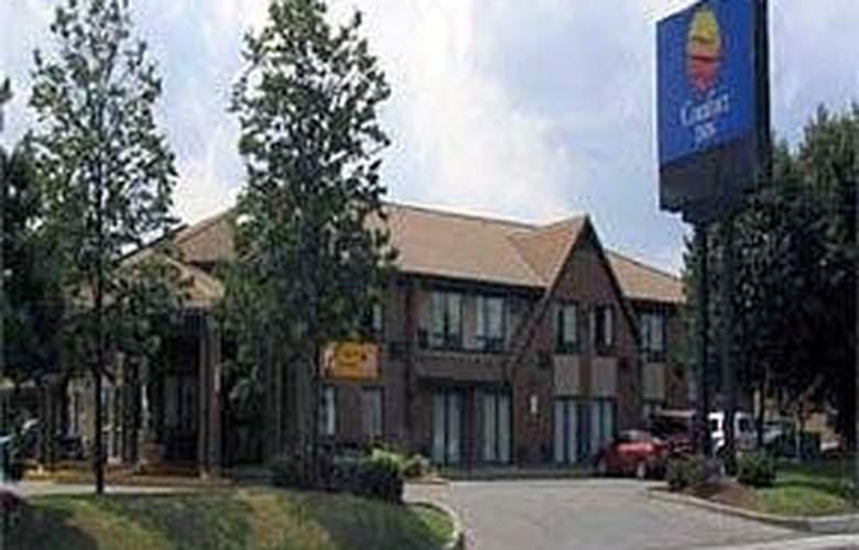 Comfort Inn Brampton - Hotel - 0