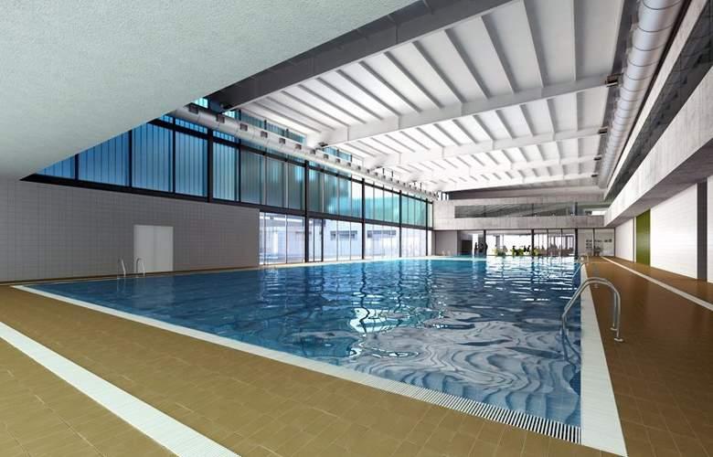 Sercotel JC1 Murcia - Pool - 16