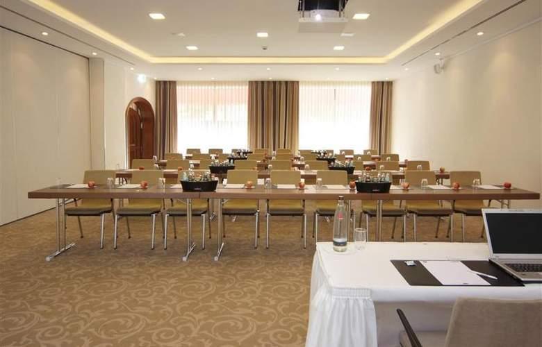 Best Western Parkhotel Wittekindshof - Conference - 19