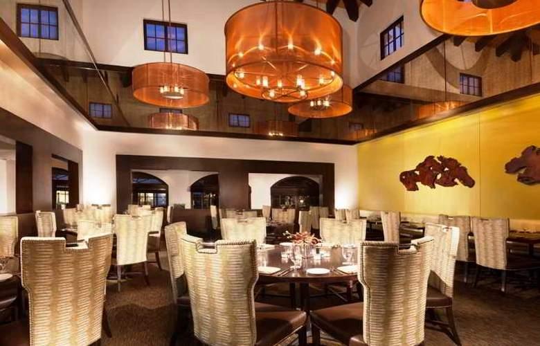 Rancho Las Palmas Resort & Spa - Restaurant - 9