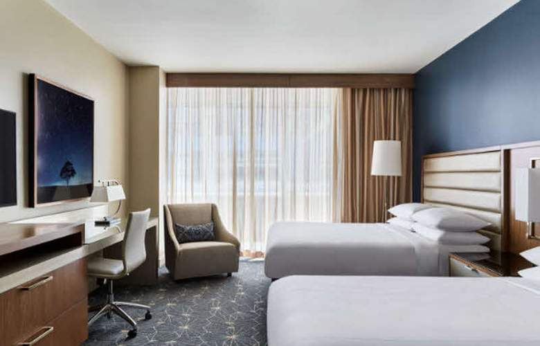 Marriott Marquis Houston - Room - 2