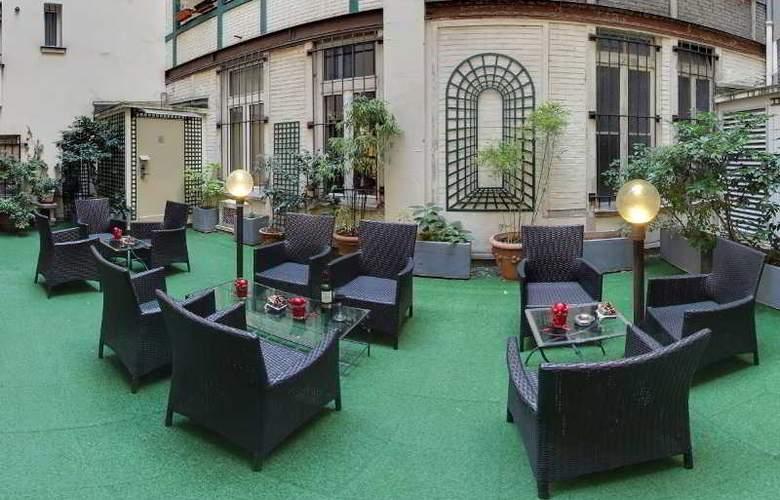 Villa Margaux Opera Montmartre - Terrace - 6