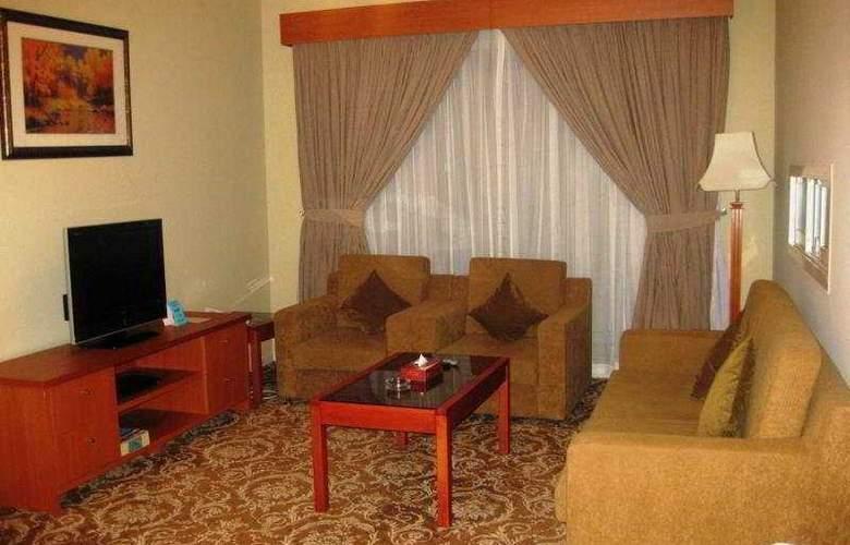Al Shams Plaza Hotel Apartments - Room - 3