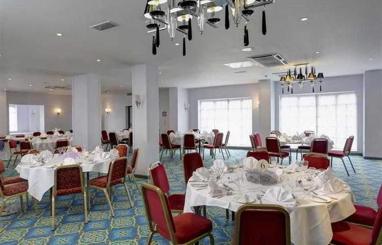 Best Western Barons Court Hotel - Hotel - 32