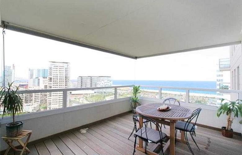 Rent Top Apartments Diagonal Mar - Terrace - 10
