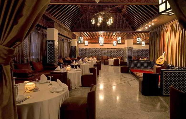 Atlas Almohades Casablanca - Restaurant - 10