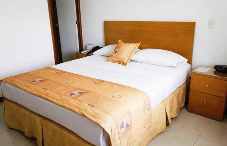 Portal del Rodeo Aparta Hotel - Room - 3