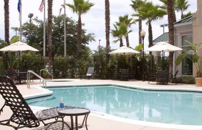 Hilton Garden Inn Jacksonville JTB/Deerwood Park - Hotel - 4