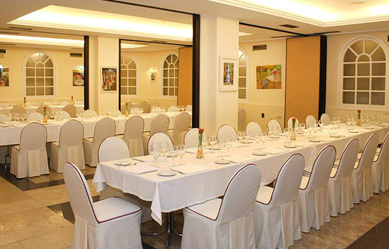 Sercotel Europa San Sebastian - Restaurant - 29