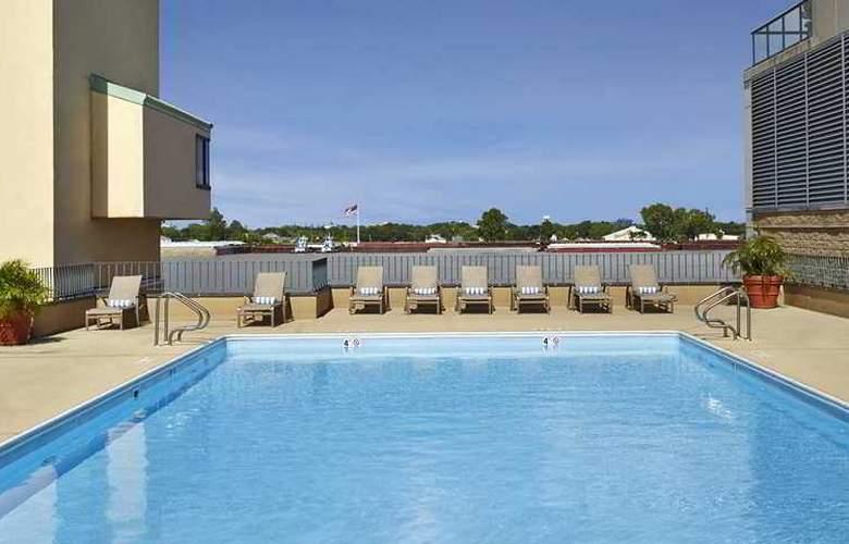 Hilton New Orleans Riverside - Hotel - 4