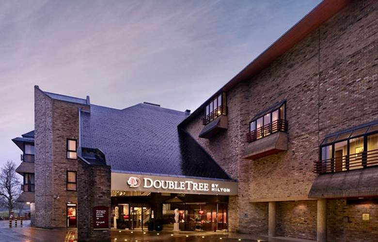 DoubleTree by Hilton Hotel Cambridge City Centre - Hotel - 8