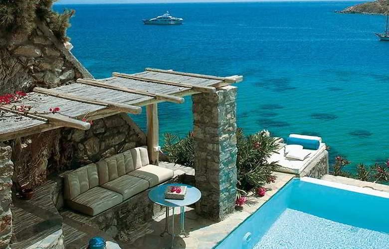 Mykonos Blu, Grecotel Exclusive Resort - Terrace - 8