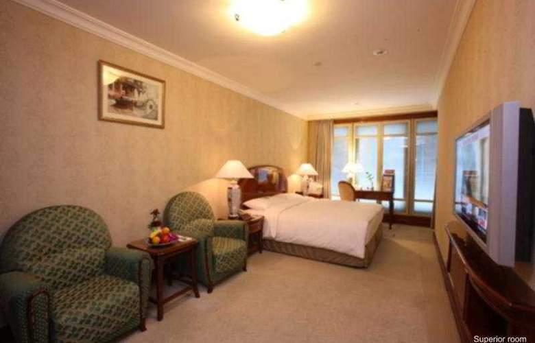 Evergreen Laurel Taipei - Room - 4