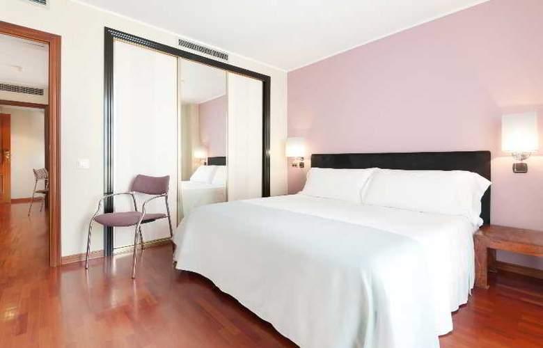 Tryp Valladolid Sofía Parquesol - Room - 11