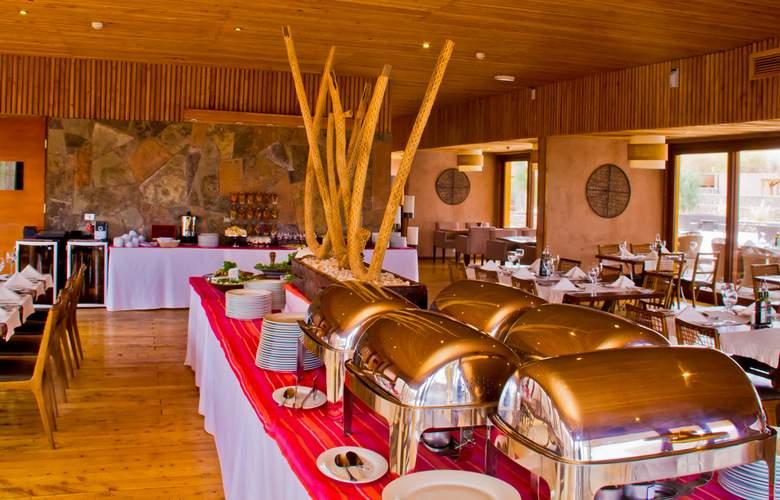 Cumbres San Pedro de Atacama - Restaurant - 26