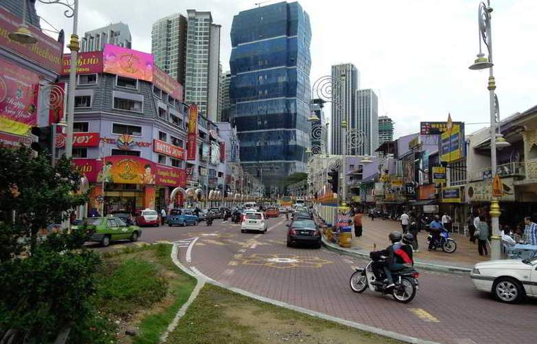 Ascott Sentral Kuala Lumpur - Hotel - 1