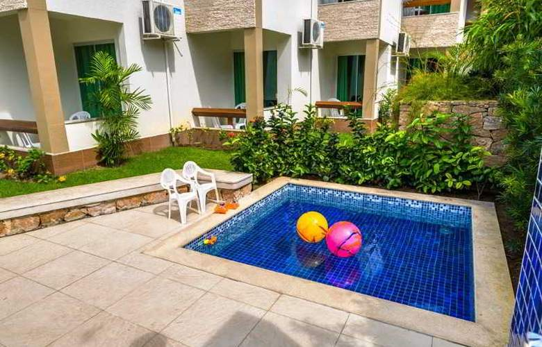 Quinta do Sol Lite Praia Hotel - Pool - 14
