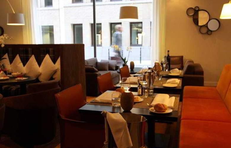 Sandton Hotel Brussel Centre - Restaurant - 9