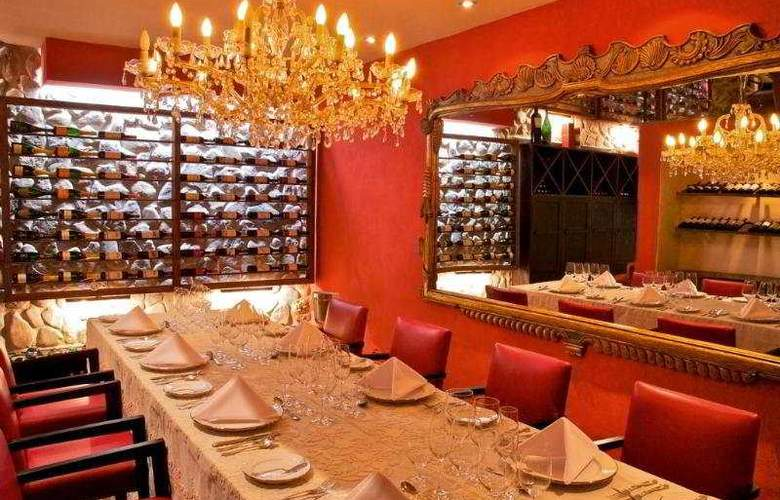 Sol y Luna Lodge & Spa - Restaurant - 6