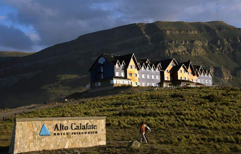 Alto Calafate Hotel Patagonico - Hotel - 13