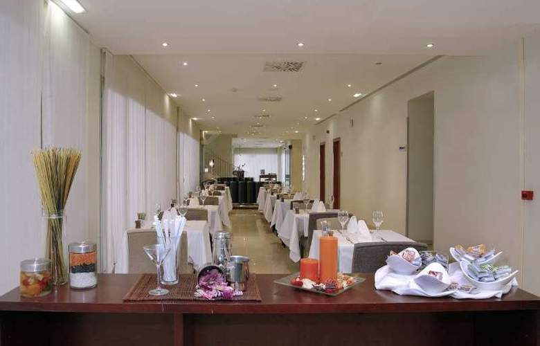 Eurostars Plaza Delicias - Restaurant - 8