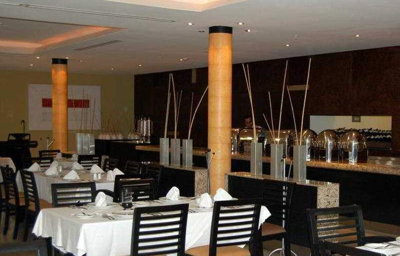 Crowne Plaza Villahermosa - Restaurant - 7