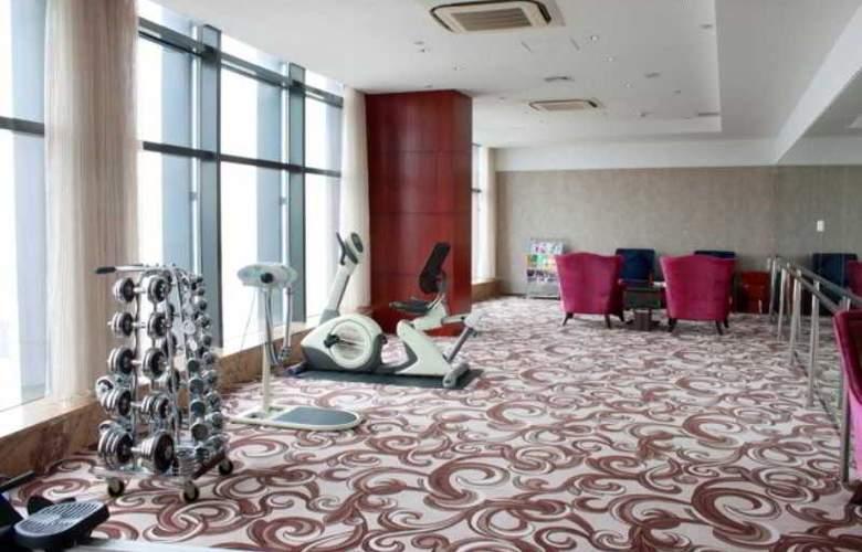 Huaqiang Plaza Hotel Shenzhen - Sport - 20