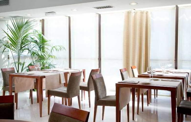 NH Lleida Pirineos - Restaurant - 13