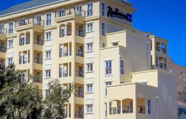 Radisson Blu Le Vendome Hotel, Cape Town - Hotel - 6