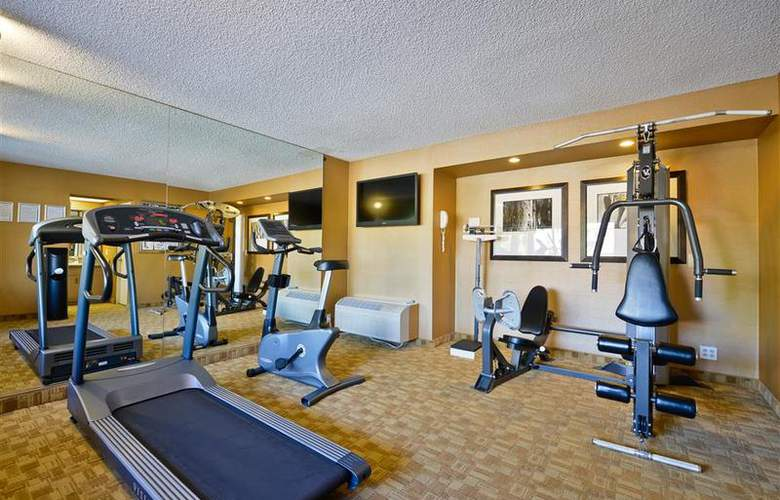 Best Western Inn at Palm Springs - Sport - 129