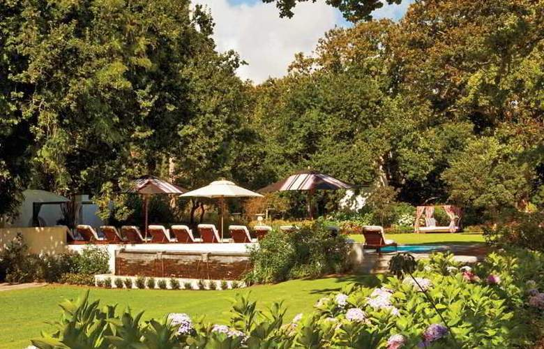 The Alphen Country House Hotel - Pool - 6
