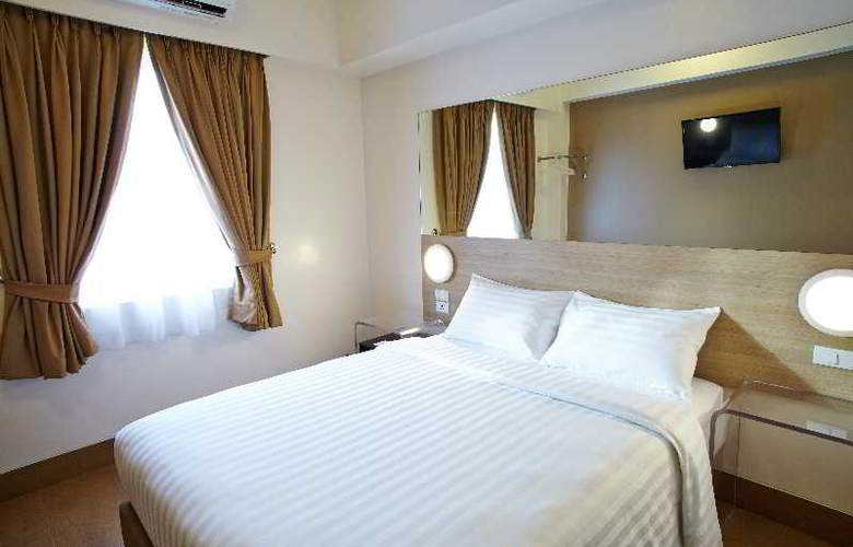 Red Planet Makati - Room - 0