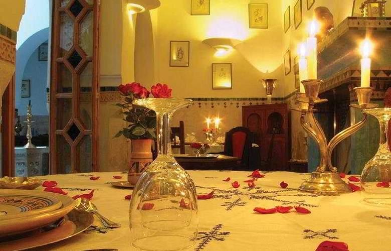 Riad Moucharabieh - Restaurant - 7