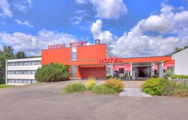 BEST WESTERN PLUS Hotel Casteau Resort Mons - Hotel - 2