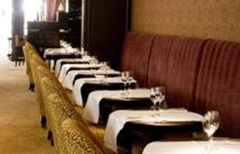 Grand Tonic Hôtel Biarritz - Restaurant - 7